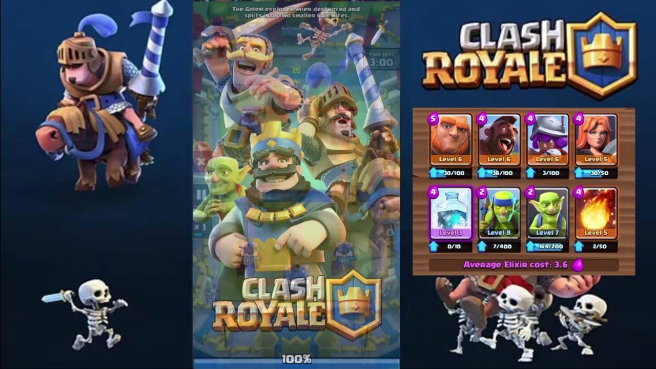 Akun Clash Royale Gratis Terbaru 2017