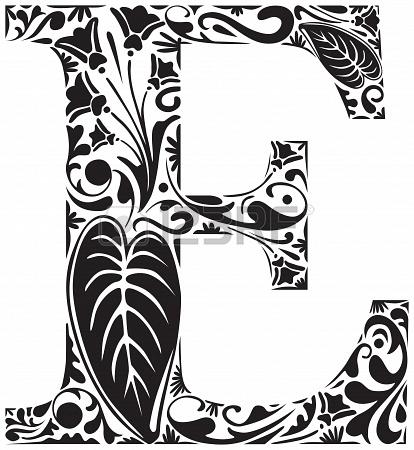 sgblogosfera mar a jos arg eso floral en blanco y negro. Black Bedroom Furniture Sets. Home Design Ideas
