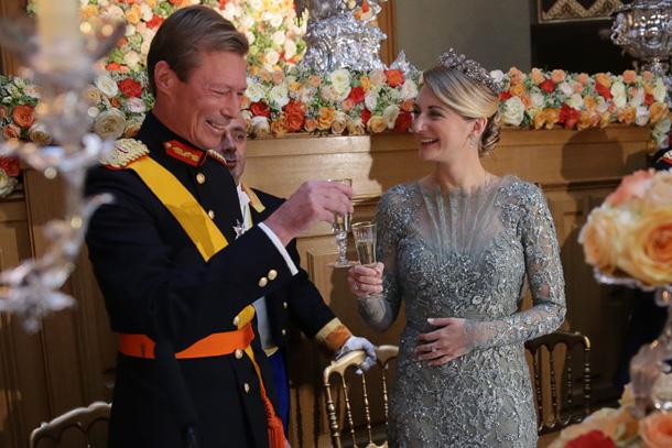 ROYAL COUTURELuxembourg Royal Wedding PreWedding