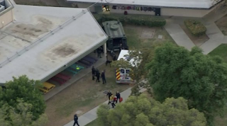 Parent Who Allegedly Took Teacher Hostage Is Shot by Police, Taken Into Custody; Victim Safe