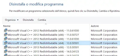 redistributable visual c++