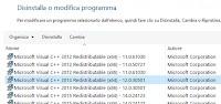 Cos'è Microsoft Visual C++ e versioni da installare