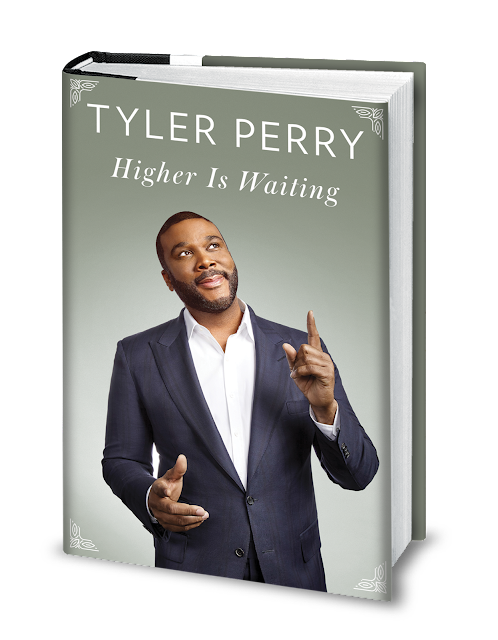 Tyler Perry's Higher is Waiting Book