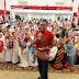 Nurdin Abdullah Sumbang Lagu Jepang dan Makassar untuk Alumni SMA 5 Makassar