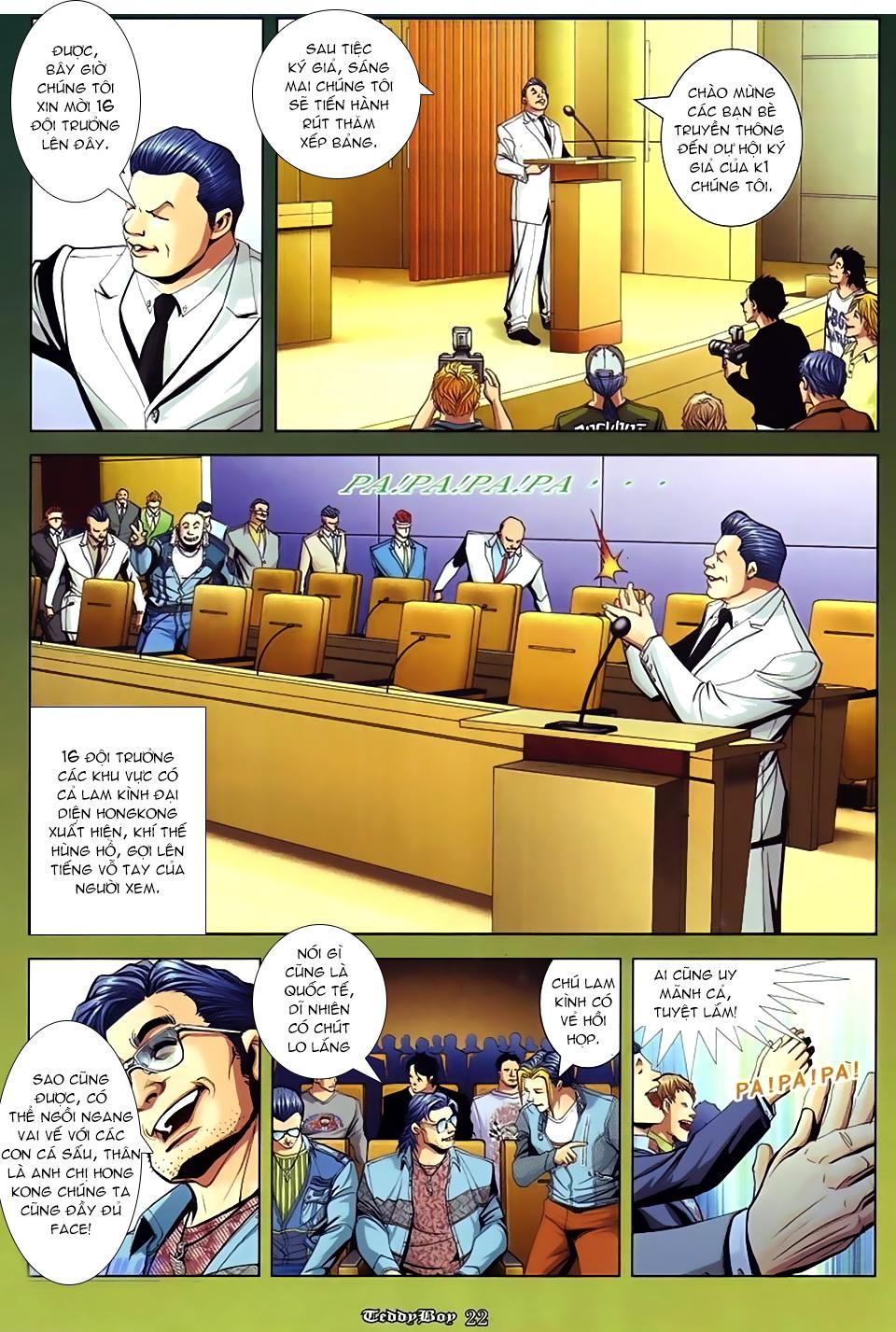 Người Trong Giang Hồ NetTruyen chap 870 - Trang 16