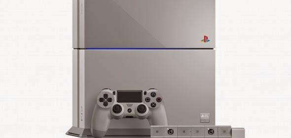 O PlayStation 4 de aniversário número 1 foi vendido por mais de US$ 100 mil em leilão