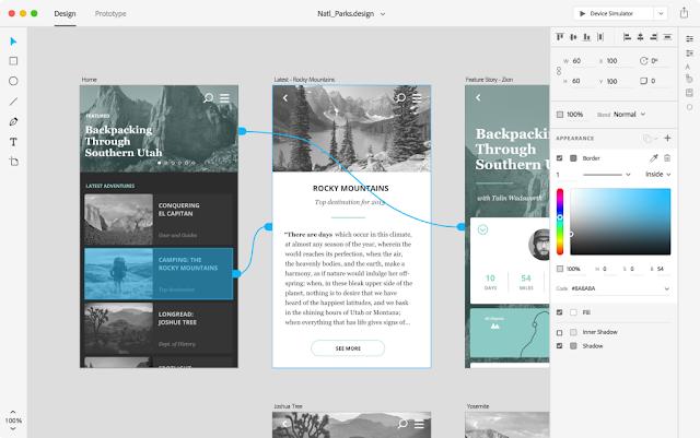 design - blogs Adobe