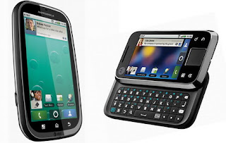 AT&T Motorola Bravo and Flipside Android phones now available