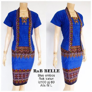 Kebaya Belle KBW 395
