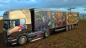 League Of Legends trailer mod