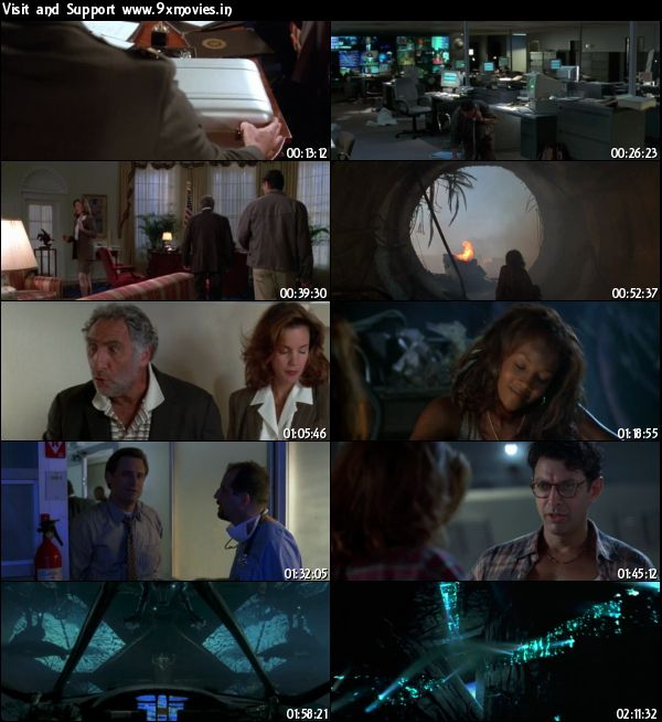 Independence Day 1996 Dual Audio Hindi 720p BluRay