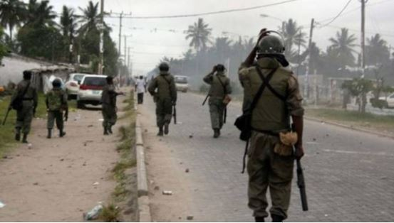End Of The Road: Man Pretending To Be Army Major For Years Finally Busted In Delta