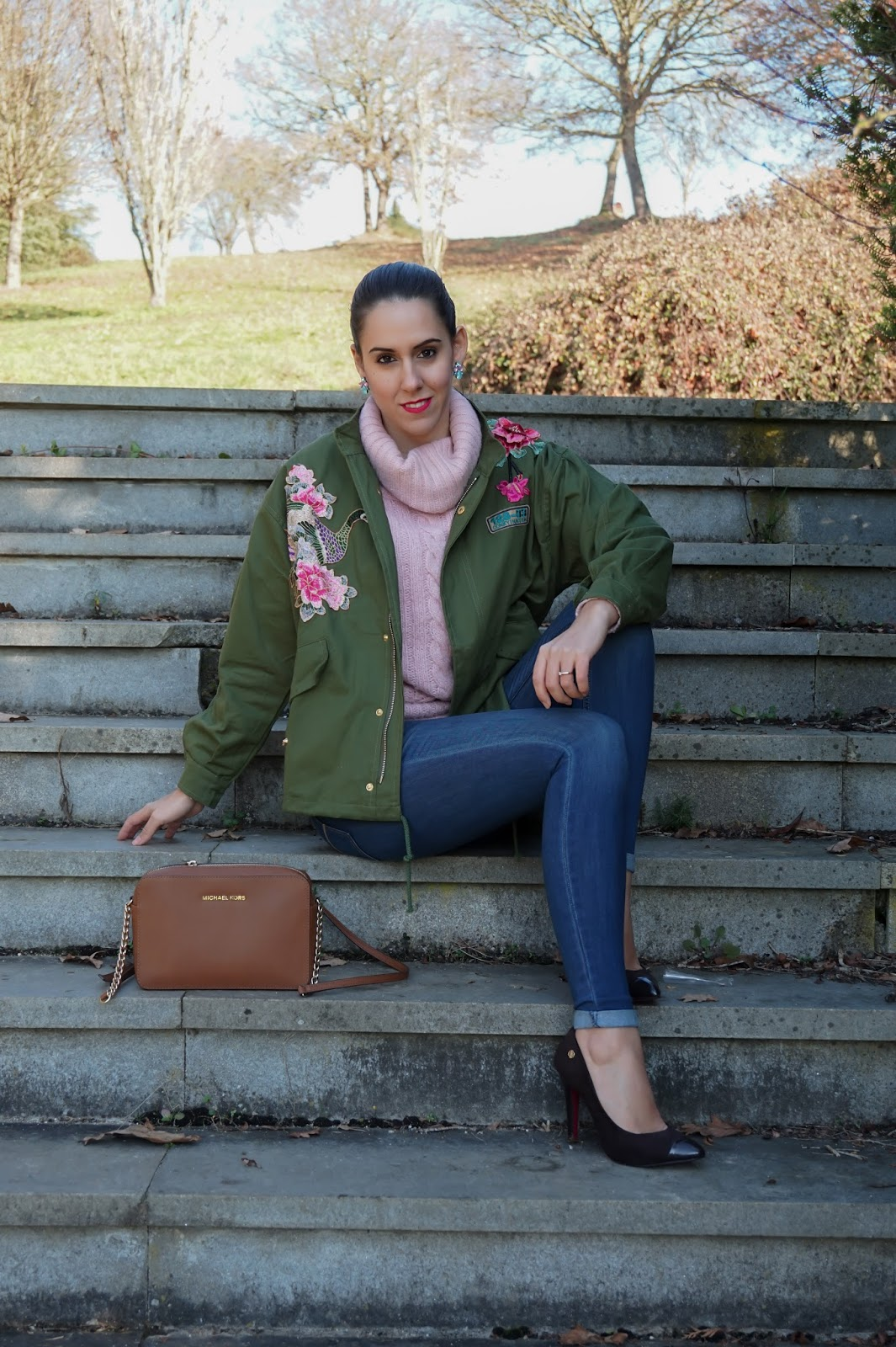 outfit-parka-parches-blogger-moda-rosegal