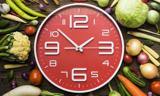 Jadwal dan Menu Makanan Yang Bagus Untuk Kesehatan