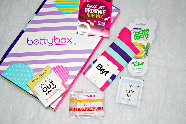 Pink Parcel & Betty Box