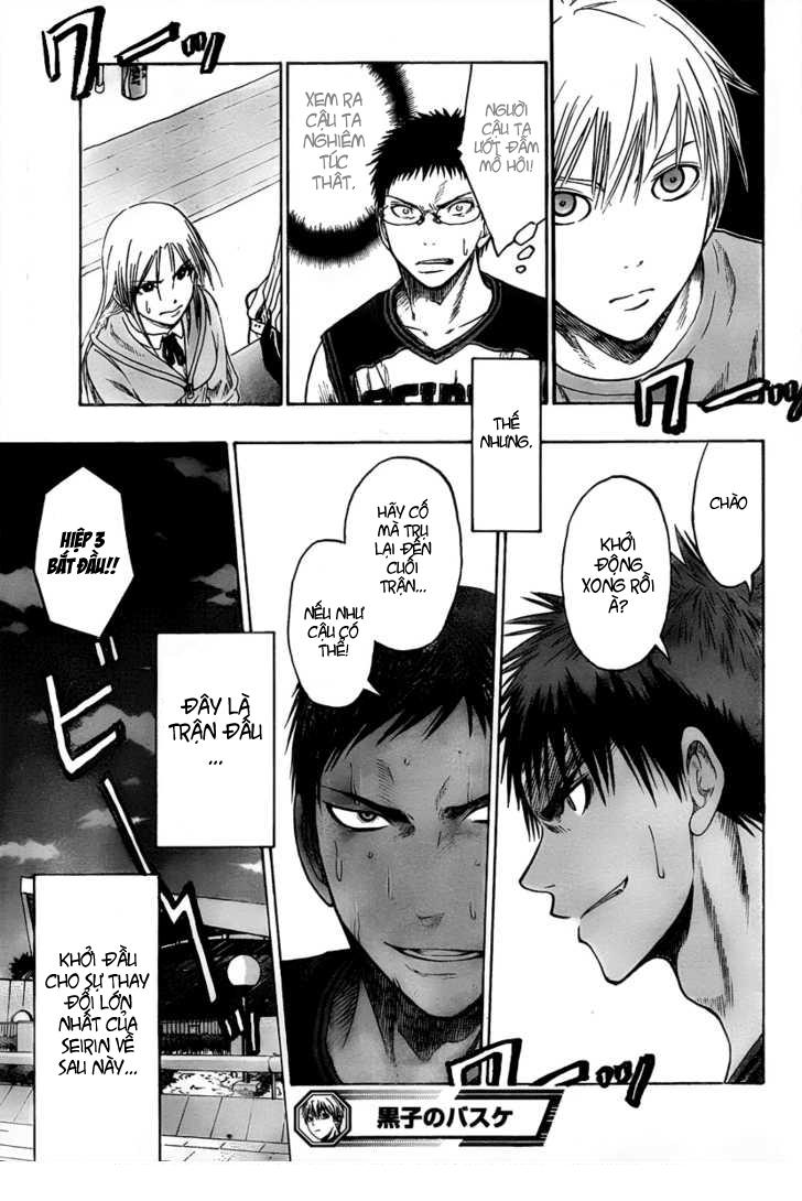 Kuroko No Basket chap 047 trang 20