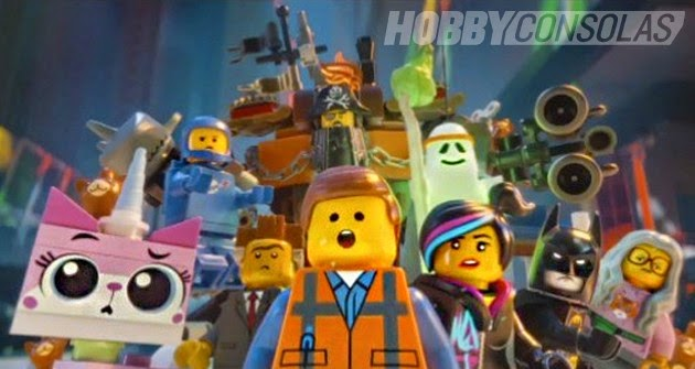 Lego Movie video game, lo mejor