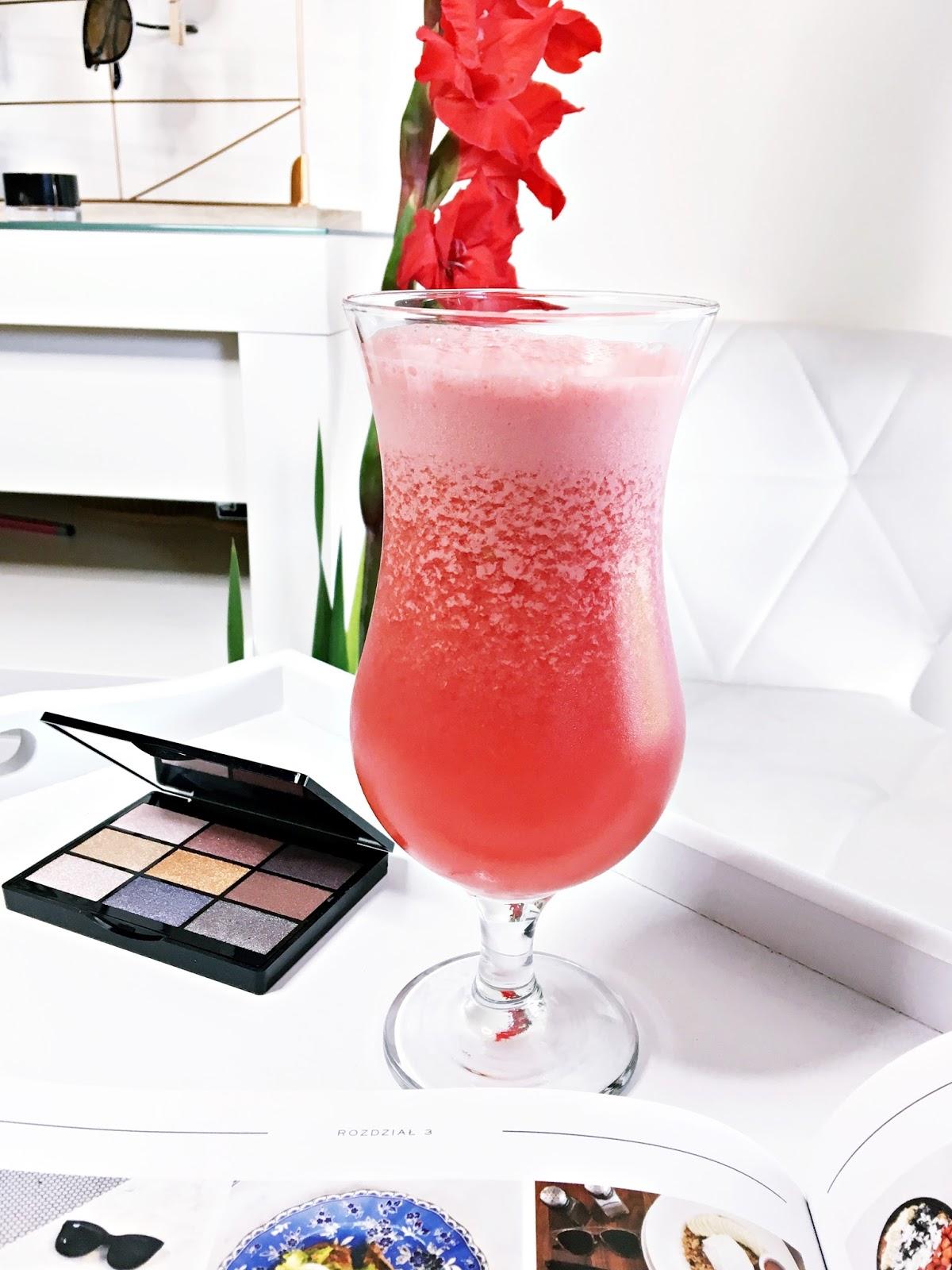drink z arbuzem