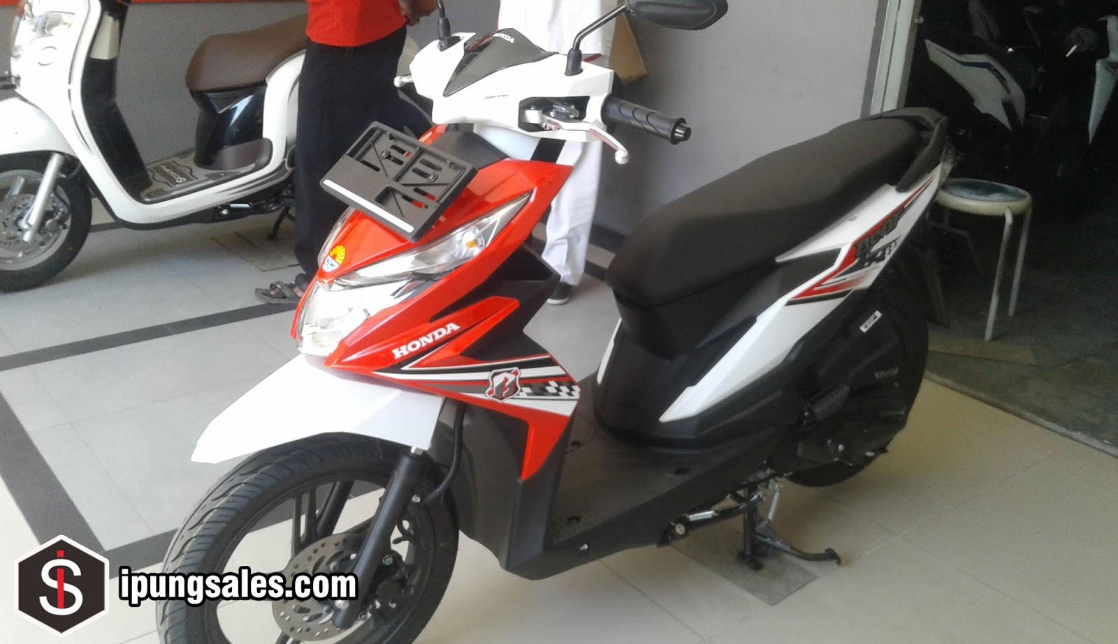 Harga Terbaru Honda Beat Cbs Pamekasan