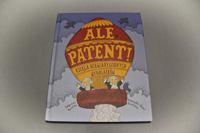 """""""Ale patent"""", czyli smoki załogowe, ptaki pasażerskie i jaskółki terenowe"""