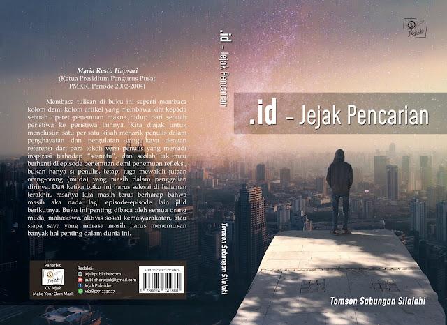 Riview Buku .id - Jejak Pencarian (Part 2)