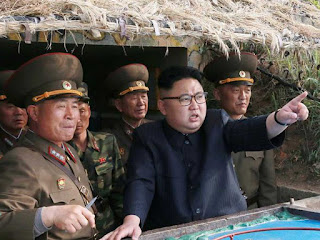 Eye on US: North Korea expanding missile base, experts warn