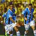 Com dois gols de Luan, Grêmio vence Barcelona em Guaiaquil