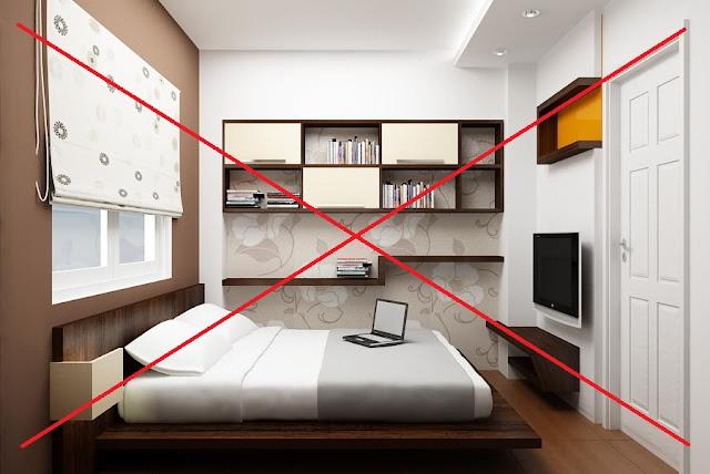 8 cách bố trí phòng ngủ theo phong thủy 03