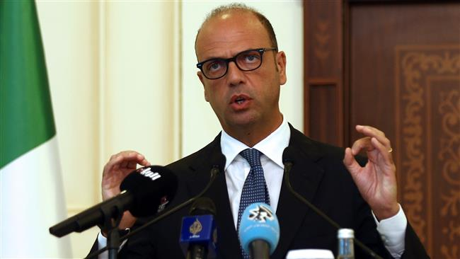Italian Foreign Minister Angelino Alfano hails Libya decision to ban refugee rescue vessels