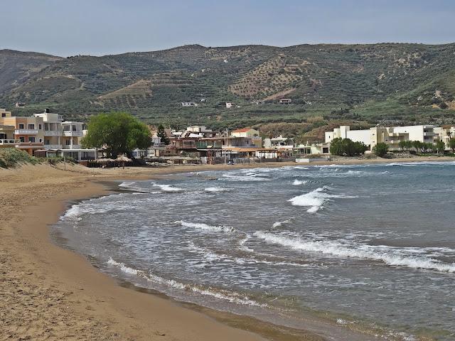okolice Balos, jakie są plaże na Krecie, Kissamos