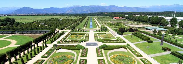 cosa-vedere-a-Torino-Giardini-Venaria-Reale