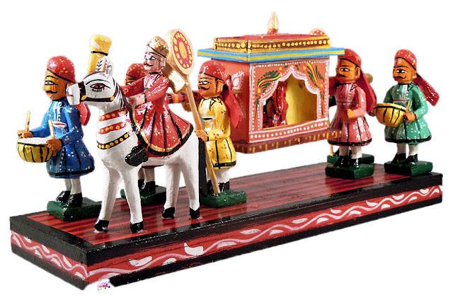 Kondapalli wooden toy