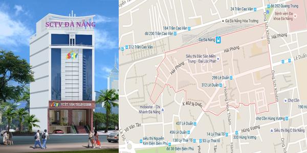 truyền hình cáp SCTV phường Thạc Gián, quận Thanh Khê, Đà Nẵng