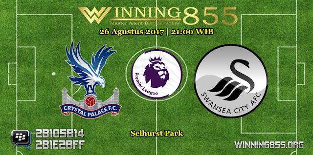 Prediksi Skor Crystal Palace vs Swansea City