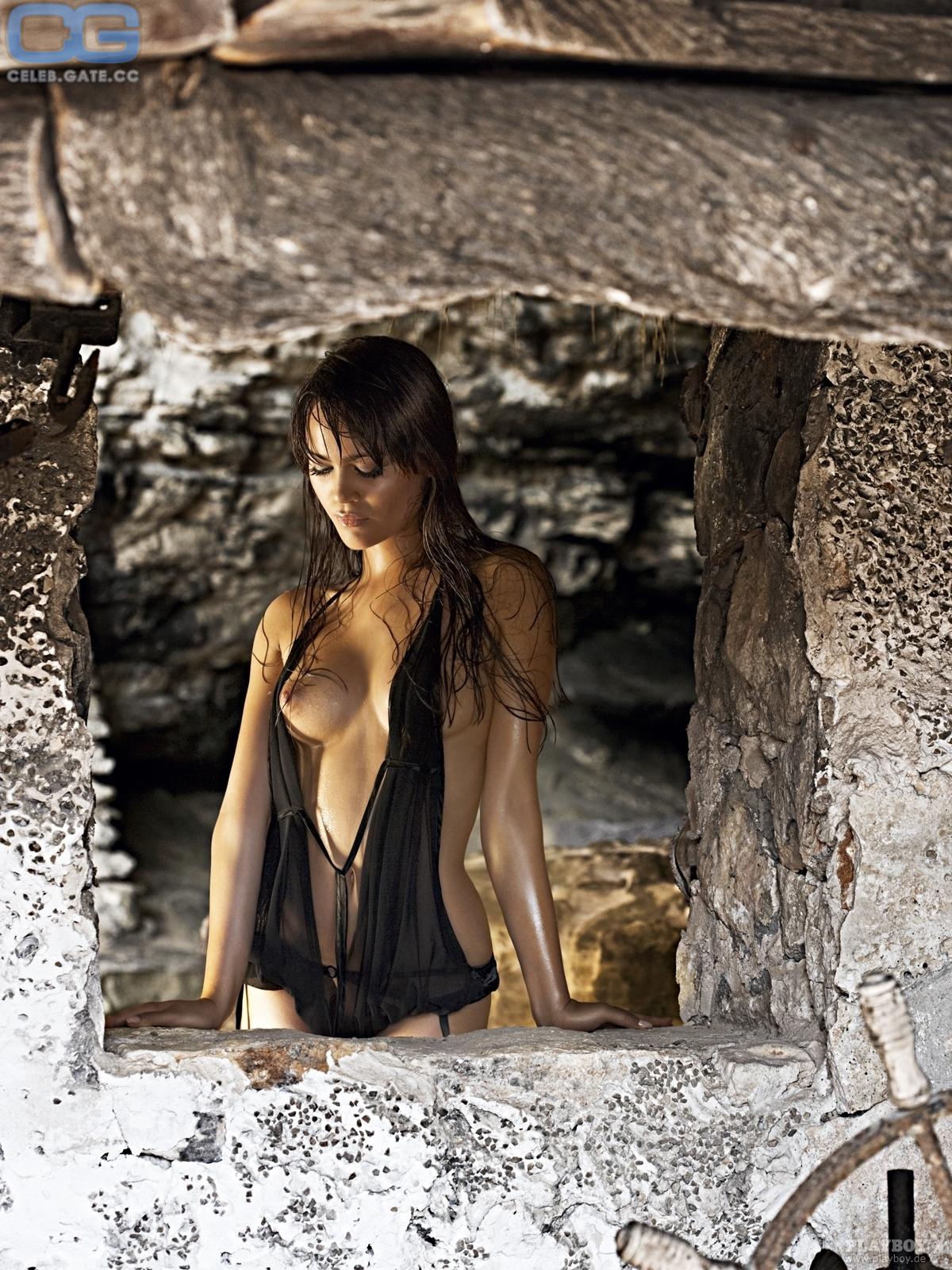 Playboy oelkers Nudity in
