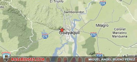Sismo 4.5 al sur de Guayaquil | Rosarienses, Villa del Rosario