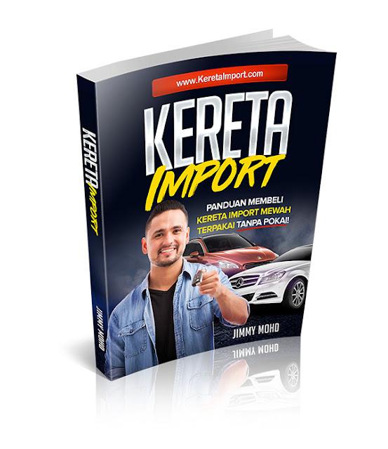 Panduan Mudah Membeli Kereta Import Mewah Terpakai