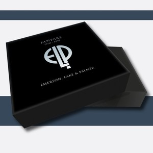 Emerson, Lake & Palmer's Fanfare 1970-1997 deluxe box set