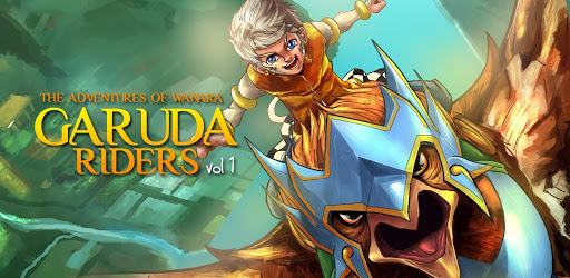 Garuda Riders Game Android Indonesia