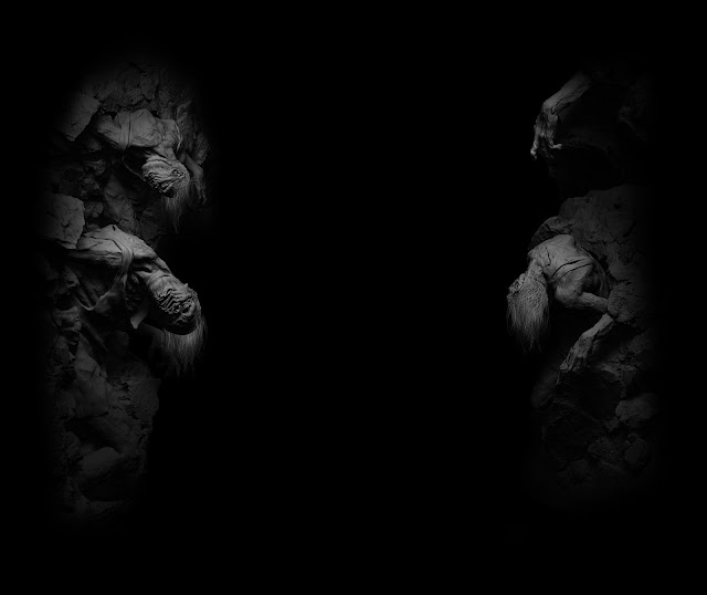 Steam Siyah Karanlik Arkaplan Resimleri 11