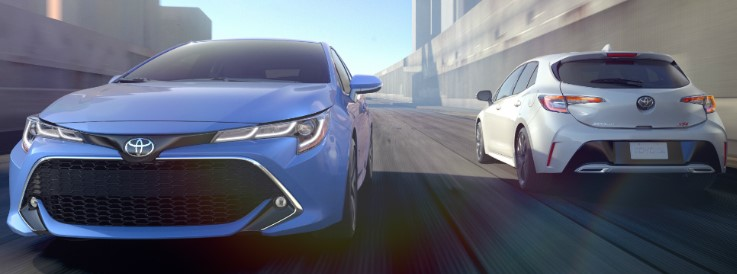 Understanding the Trim Levels of the 2019 Toyota Corolla
