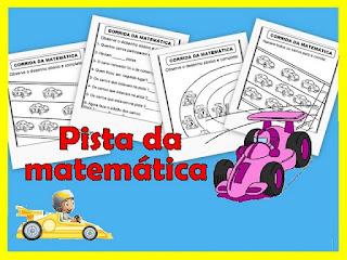 Atividades de matemática 1ºano