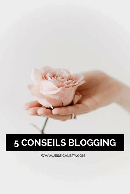 5 CONSEILS BLOGGING ALT BLOGUEUSE CONSEIL BLOG TUTO