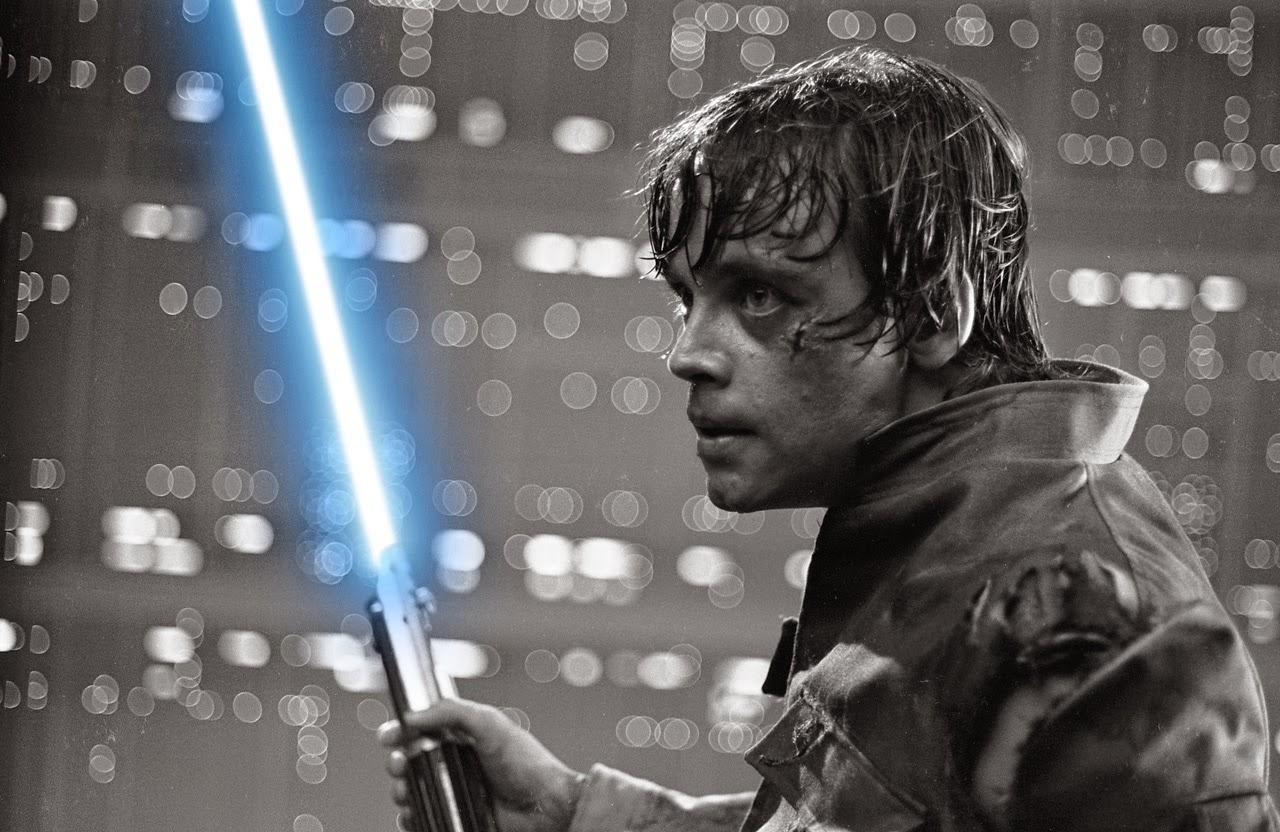 Luke v Vader