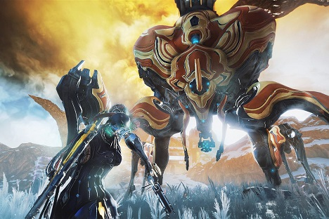 Free download Warframe on PC, PS4, ...
