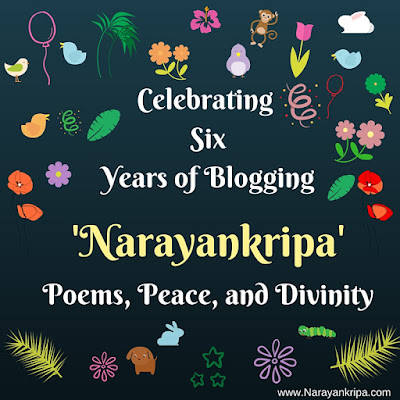 Image: Celebrating Sixth Anniversary of Blogging Narayankripa