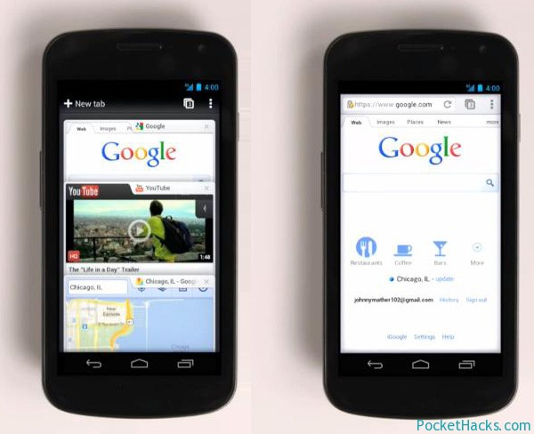 download google chrome for mobile android