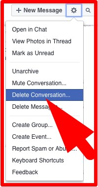 how to recover deleted facebook messages on laptop