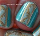 http://onceuponnails.blogspot.com/2013/06/medieval-nails.html
