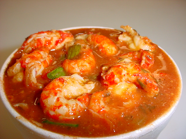 And I Think To Myself What A Wonderful World Food Week Crayfish Etoufee